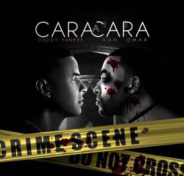 Daddy Yankee - Cara A Cara (Tiraera Daddy Yankee Vs Don Omar The Kingdom)