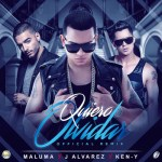 J Alvarez Ft. Ken-Y & Maluma – Quiero Olvidar (Official Remix)