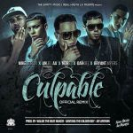 Cover: Mike Duran x Anuel AA x Noriel x Darkiel x Bryant Myers – Culpable (Official Remix)