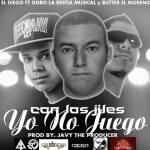 DiegoPromo Ft. Goro La Bestia Musical y Butter El Moreno – Con Los Jiles Yo No Juego (Prod. Javo TheProducer)