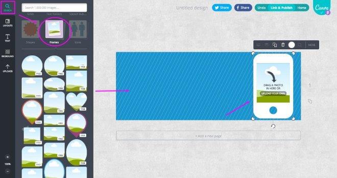visual tools for social media