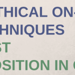 Ethical SEO Techniques for Great On-Page SEO