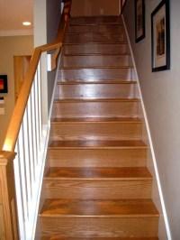 Walnut Stairs | Oak Stairs | Stairs Ireland