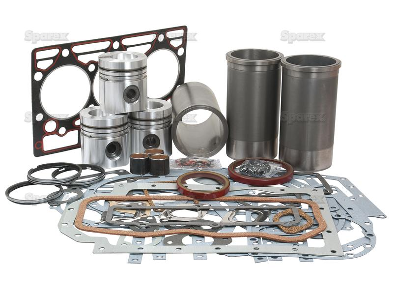 S57924 Case/International 454 Tractor D179 Engine Overhaul Kit
