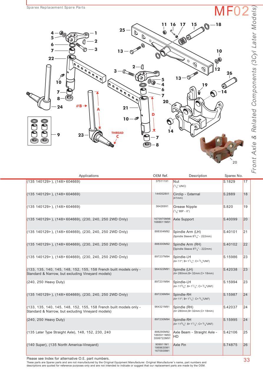 massey harris wiring diagram