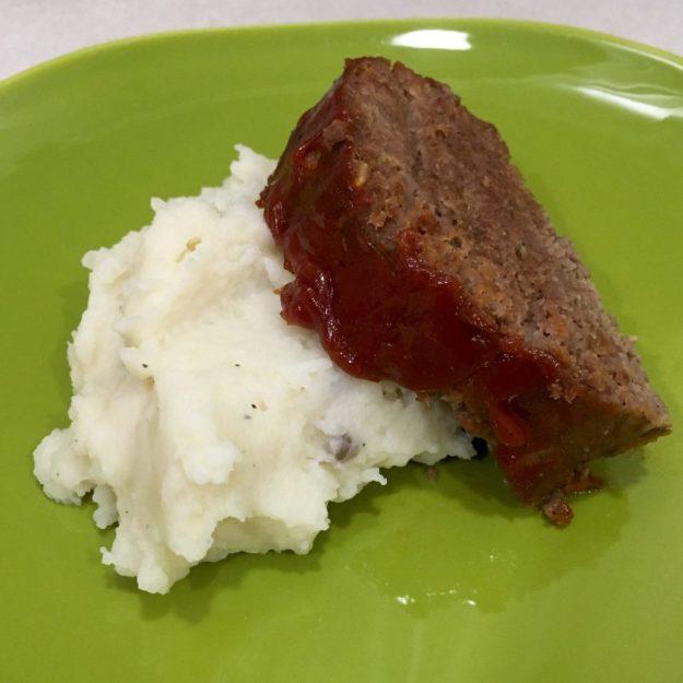 iifym flexible dieting meatloaf easy dinner
