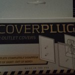 COVERPLUG – Childproofing – Review and Giveaway