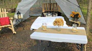Glamping, Texas Style