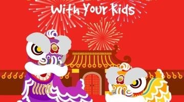 Celebrating Chinese New Year with Your Kids