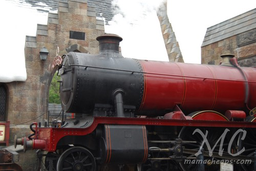 wizarding world of harry potter universal orlando hogwarts express