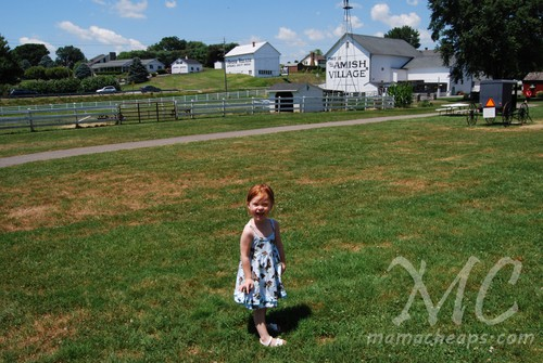 the amish village lancaster k