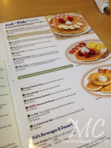 IHOP Introduces a New Simple and Fit Menu + $50 Gift Card Giveaway