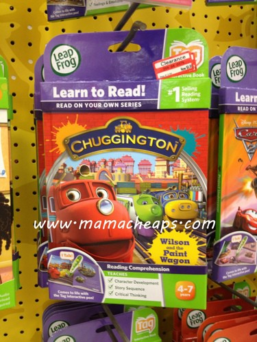 Chugginton Tag Book