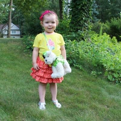 Carteritas Poochie & Co. para las Niñas