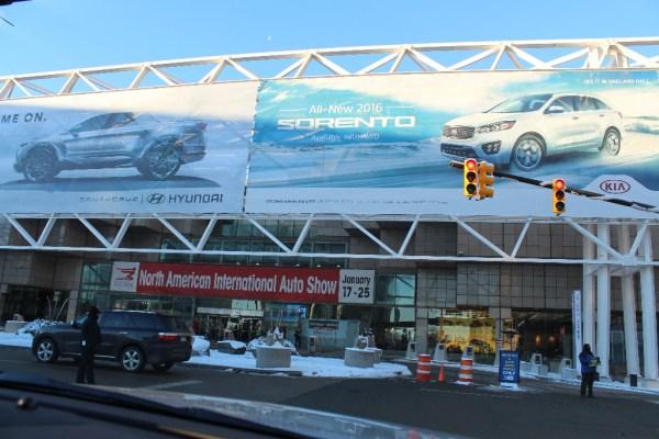 NAIAS 2015-Auto Show Detroit