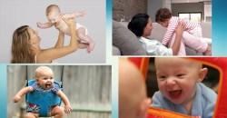 7 Brincadeiras Para Estimular o Bebe 3 a 6 meses