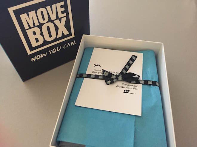 La Move Box, la box des runners