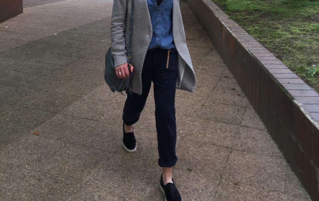 Jeans et slip-on #14