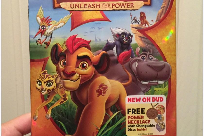 The Lion Guard: Unleash The Power este 20 de Septiembre en DVD. Sorteo.