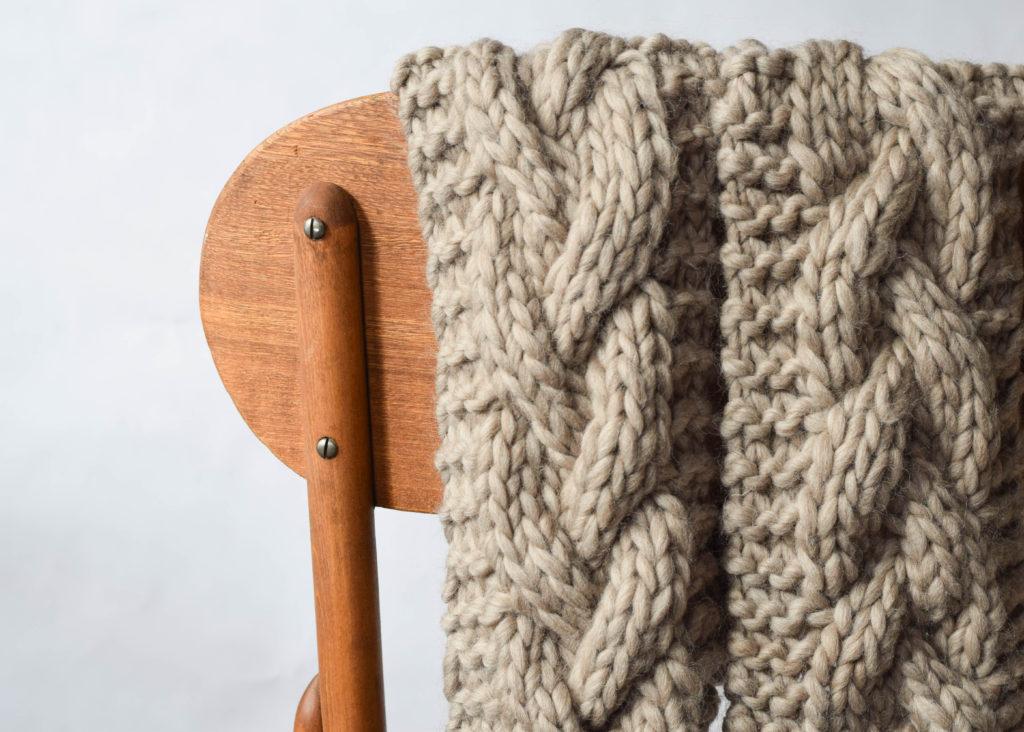 Knitting Chunky Scarves Erieairfair