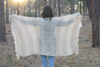 Sedona Serenity Knit Shawl Pattern  Mama In A Stitch