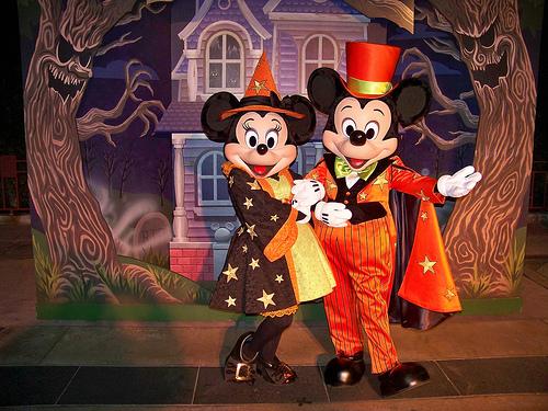 Fiesta de Halloween de Mickey / Mickey's Halloween Party