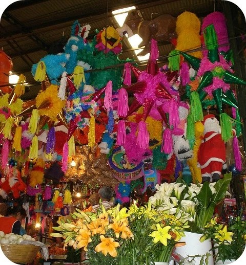Piñatas, Posadas, and Ponche