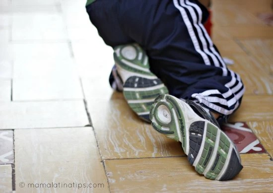 Pediped boy shoes