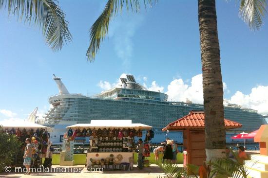 Royal Caribbean Cruise in Cozumel