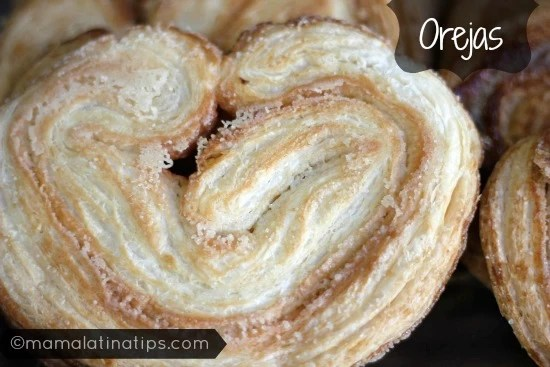Bread Fridays: Orejas