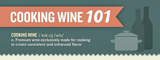 Cómo Usar el Vino para Cocinar