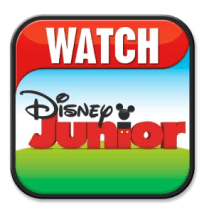Watch Disney Junior App