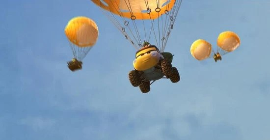 Planes: Fire & Rescue - Smokejumpers
