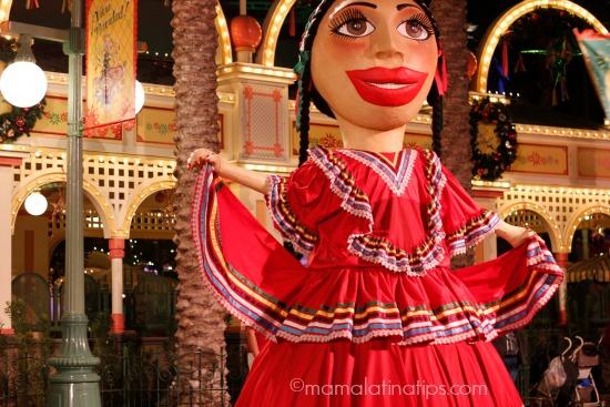 Mojiganga de Disney, ¡Viva Navidad!