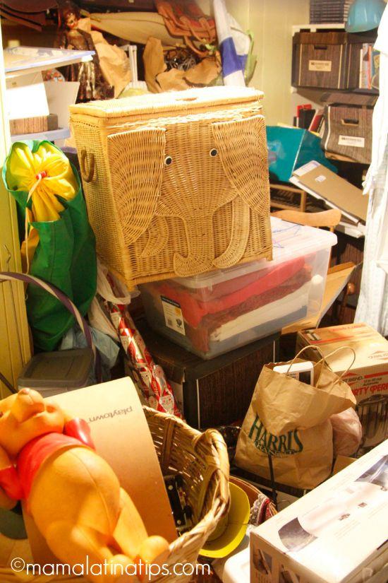 4 Tips for Easier Basement Clean Up