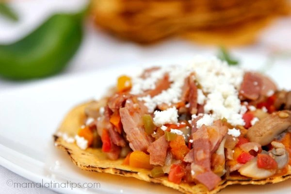 turkey-mushroom-tostada-cheese-final-h-mamalatinatips