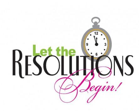 resolutions 2013