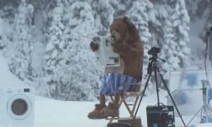 bear washing machine samsung