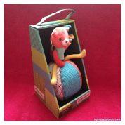 Le Noël Qui déchire :  Colette le chat, de Liliputiens