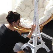 Mercredi shopping spécial We Love Paris ! (une tour Eiffel à colorier à gagner)