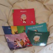 Quelle Histoire : La collection qui va faire adorer l'histoire à vos enfants (Un lot de livres à gagner)