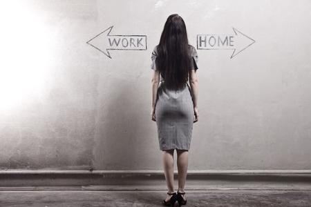 mamans au foyer ou travail
