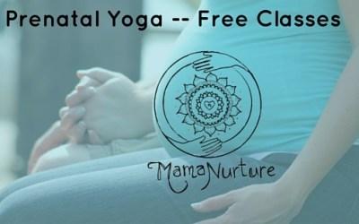 Free Prenatal Yoga Classes