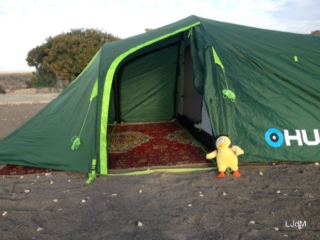 camping sauvage a oman