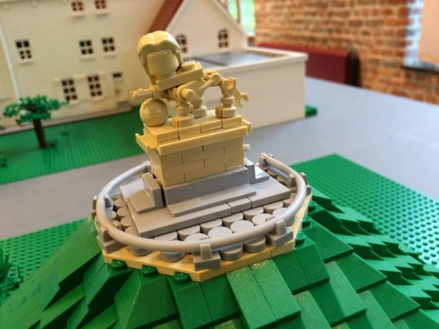 Lego à Waterloo