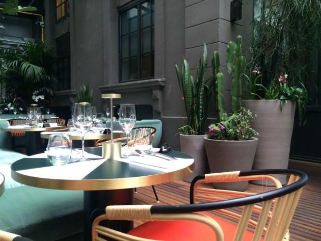 Sinople restaurant