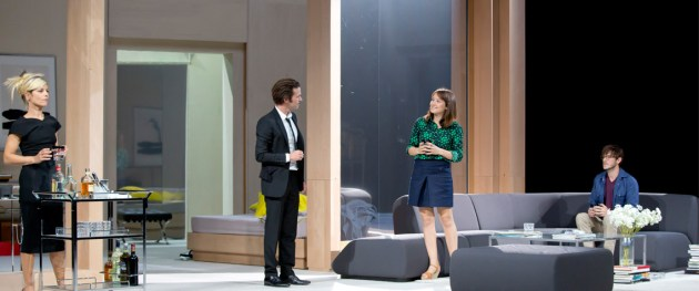 Romain Duris au theatre