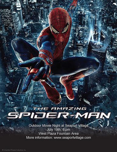 Spider-Man Flyer Movie NIght Night - MamarazziKnowsBest
