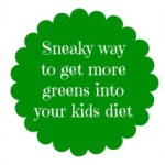 Vegetable, Sneaky way to get your kids to eat more