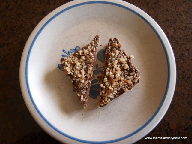 Pioneer Woman featured this recipe for Cleta Bailey's Toffee Squares ...